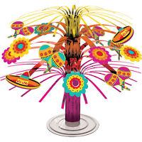 MEXICAN FIESTA FUN CASCADE TABLE CENTRE PIECE Party Decoration 240055