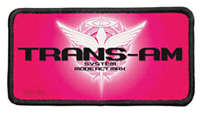 Mobile Suit Gundam Trans-am Cospa Removable Badge Patch Wappen Anime Art