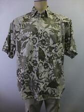 VTG mens GUESS Georges Marciano short sleeve hawaiin camp Shirt sz 2 Large XL ?