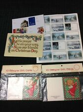 Christmas GIFT TAG Package Decorations ASSORTED