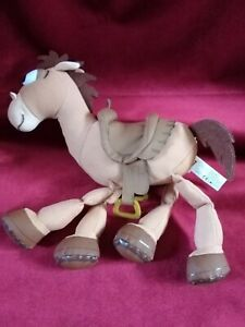 Toy Story Bullseye Plush Toy, Genuine Disney Store Product, Horse, Soft