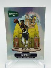 2020-21 Prizm Draft Picks Ja Morant DOWNTOWN SSP Card - Grizzlies