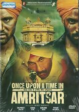 ONCE UPON A TIME IN AMRITSAR - ORIGINAL PUNJABI DVD - FREE POST