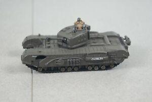 Unimax Forces Valor U.K. Churchill Mk.VII Chorley 1/72 Diecast