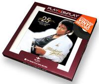 Michael Jackson - Thriller 25th Anniversary Vinyl LP plus Flip Frame for Albums