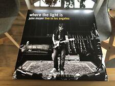 John Meyer Live In Los Angeles - Where The Light Is, Vinyl
