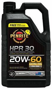 Penrite HPR 30 SAE 20W-60 Engine Oil 5L