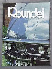 ROUNDEL BMW MAGAZINE 2009 SEPTEMBER X6 7 M5 M6 M3 E92 E90 E46 E30 E36 F13 E24