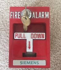 Siemens RMS-EX-WP Fire Alarm/ Initiating Device