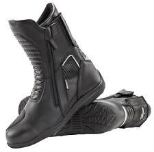 Joe Rocket Nova Motorcycle Boots Black/Carbon Men's