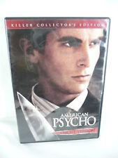 American Psycho (Dvd, 2005, Uncut) with Case