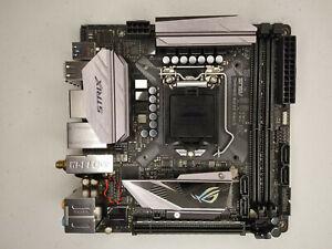 ASUS ROG STRIX Z270-I Intel LGA1151 USB TypeC M.2 NVME HDMI mini-ITX Motherboard