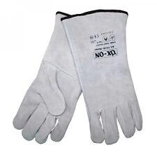 Schweißerhandschuhe, gefüttert, 35 cm, Grillhandschuhe von OX-ON, Top-Qualität