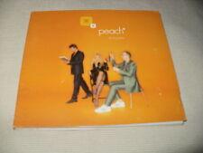 PEACH - ON MY OWN - DIGIPAK UK CD SINGLE