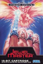 ## SEGA Mega Drive - Jewel Master (nur das Modul, ohne OVP / unboxed) ##