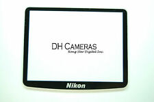 NIKON D90 LCD SCREEN DISPLAY WINDOW & TAPE NEW PART