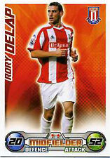 Match Attax  Rory Delap