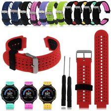 Replacement Wrist Watch Band Strap Garmin Forerunner 220 230 235 620 630 735XT