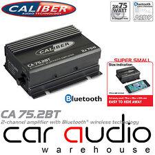 Bluetooth Wireless Music Streaming Car Bike Boat Scooter Amp Amplifier CA75.2BT