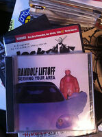 Randolf liftoff SERVING YOUR AREA ft. Kool keith CD sealed new