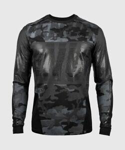 Venum Tactical T-Shirt- Long Sleeves- Urban Camo/Black/Black - Medium