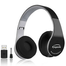 BT513 Wireless Bluetooth Headphones Headset for Sony PS4 Cell Phone Laptop PC