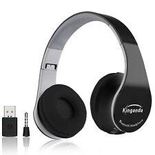 BT513 Bluetooth Inalámbrico Auriculares Cascos para Sony PS4 Teléfono Celular