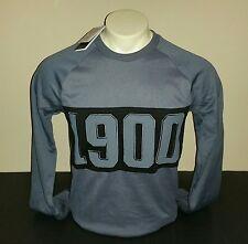 Adidas Bayern Munich Crew Sweatshirt, Gray, Size S