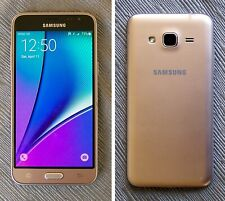 Samsung Galaxy J3 SM-J320fn Gold Unlocked Smartphone GOOD CONDITION WIFI GPS 8MP