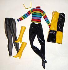 Barbie Fashion Mini-jumper, Knit Turtleneck For Barbie Dolls yd01