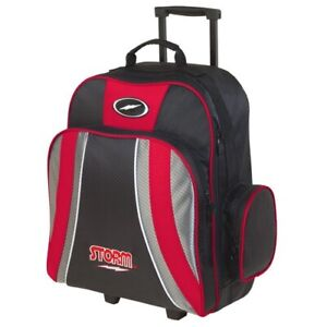 Storm Rascal 1 Ball Roller Red/Black Bowling Bag