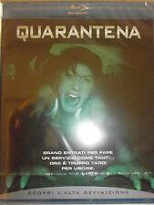 QUARANTENA FILM IN BLU-RAY NUOVO DA NEGOZIO ANCORA INCELLOFANATO-SPEDIZ.4,90 EUR
