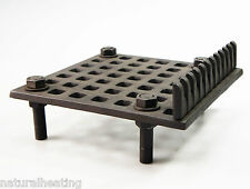 Std Size UNIVERSAL Multifuel Stove COAL GRATE Replacement Spare Part Woodburning