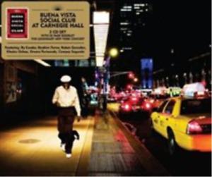 "Buena Vista Social Club-Live at Carnegie Hall Vinyl / 12"" Album NEUF"