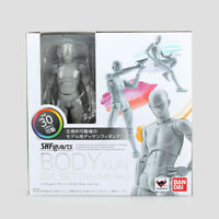 S.H.Figuarts He Body Kun DX Set Gray Color Ver Weapon Action PVC Figurine In Box