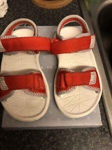 Clarks Toddler Sandals 5.5 G