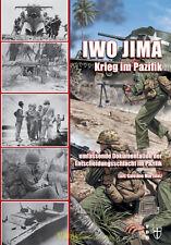Iwo Jima - Krieg im Pazifik - Luis Galeano Martinez 2. Weltkrieg USA Japan 1945