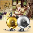 Retro Timbre De Aluminio Cromado Para Bicicleta Bici Ciclismo Campana Manillar