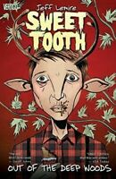 Jeff Lemire Sweet Tooth  TPB  Out of the Deep Woods Trade Paper Back NM