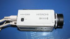 Hitachi Hv-C20 3Ccd C-Mount Color Video Camera