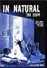 IN NATURAL. THE STUFF. de Larry Cohen. Tarifa plana en envío dvd España, 5 €.