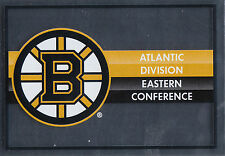 16/17 PANINI NHL STICKER TEAM LOGO #12 BOSTON BRUINS *24699