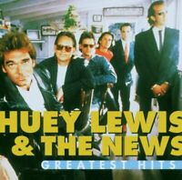 Huey Lewis And The News - Greatest Hits: Huey Lewis And The News (NEW CD)