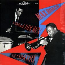 CLIFFORD BROWN & MAX ROACH - IN CONCERT Remastered (180g Audiophile LP | VINYL)