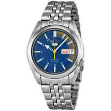Seiko Seiko 5 Automatic Blue Dial Men's Watch SNK371