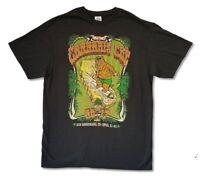 U.S. Cannabis Cup Bear Orange Logo April 2017 Black T Shirt Official High Times