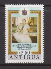 Queen Mother 80th Birthday 1980 MNH Stamp Antigua $2.50