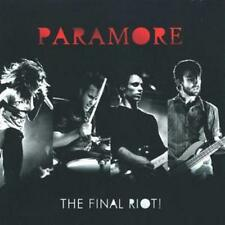 The Final Riot 0075678969515 by Paramore CD With DVD