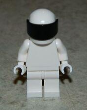 Lego The STIG minifigure Top Gear NEW car driver racing (not keyring keychain) +