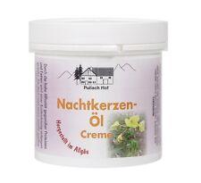Nachtkerzen Öl Creme 250ml Balsam Lotion Gel aus dem Allgäu #1601